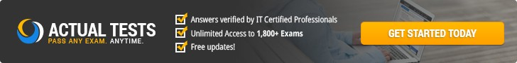 Unlimited Access to 1800 IT Exams