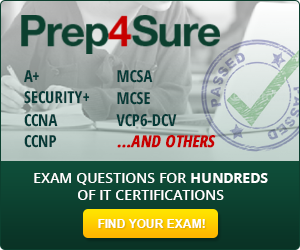 Prep4sure - Professional IT Certification Training