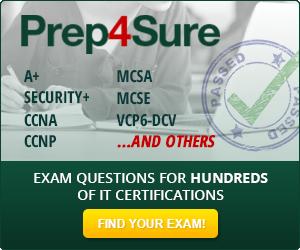 Prep4sure - Professional IT Certification Training