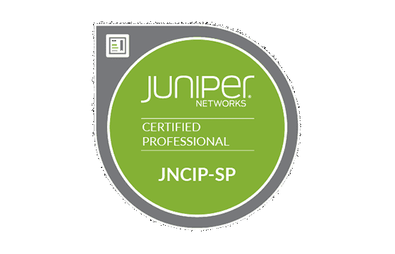 JNCIP-SP Exams