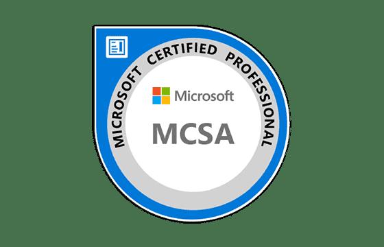 MCSA Exams