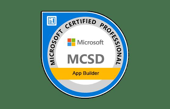 MCSD: App Builder Exams