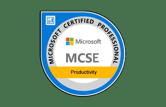 MCSE: Productivity Exams
