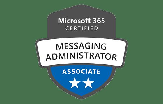 Microsoft 365 Certified: Messaging Administrator Associate Exams