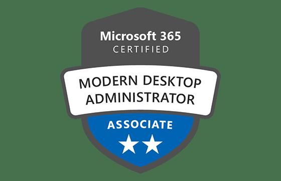 Microsoft 365 Certified: Modern Desktop Administrator Associate Exams