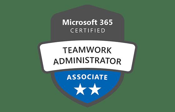 Microsoft 365 Certified: Teamwork Administrator Associate Exams