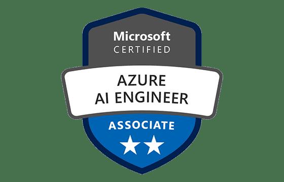 Microsoft Certified: Azure AI Engineer Associate Exams