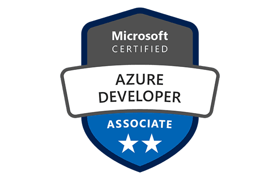 Microsoft Certified: Azure Developer Associate Exams