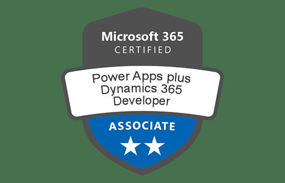 Microsoft Certified: Power Apps + Dynamics 365 Developer Associate Exams