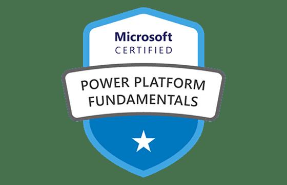 Microsoft Certified: Power Platform Fundamentals Exams