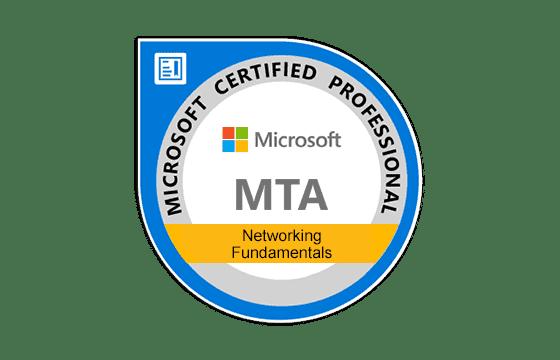 MTA: Networking Fundamentals Exams