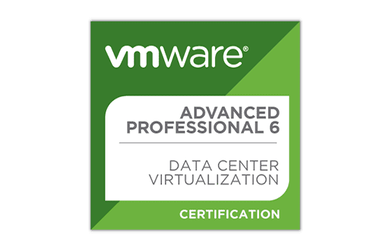 VMware Certified Advanced Professional 6 - Data Center Virtualization Design Exams