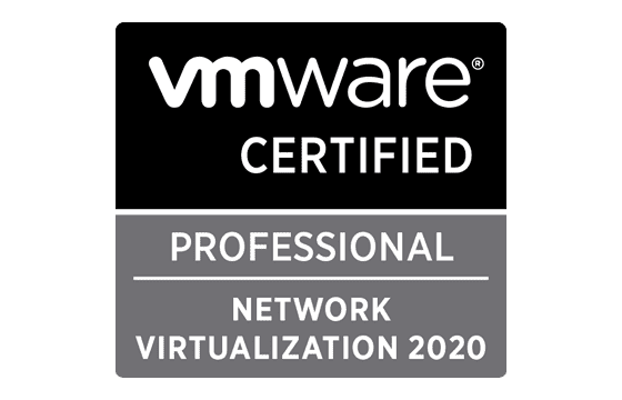 VMware Certified Professional - Network Virtualization 2020 Exams