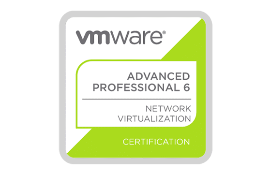 VMware Certified Professional 6 - Network Virtualization Exams