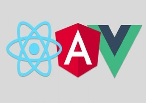 Crash Course: React JS, Angular and Vue JS