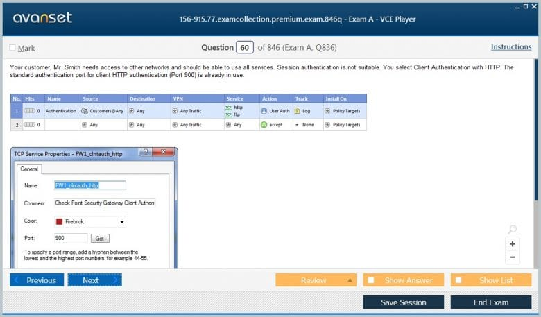Checkpoint CCSE R77 30 Certification Exam Dumps, CCSE R77 30