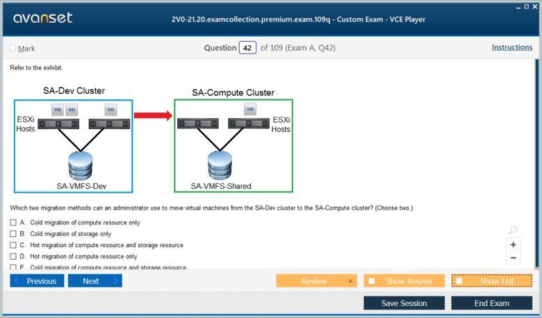 2V0-21.20 Premium VCE Screenshot #2