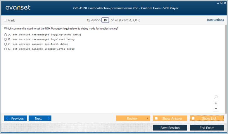 2V0-41.20 Premium VCE Screenshot #2