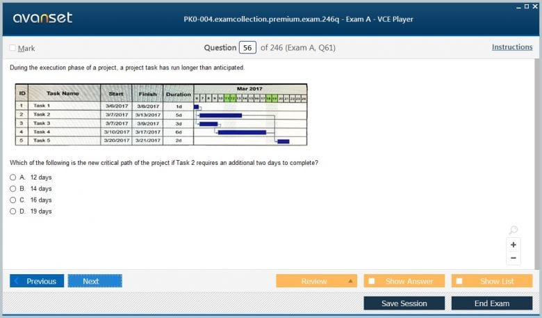 PK0-004 Premium VCE Screenshot #2