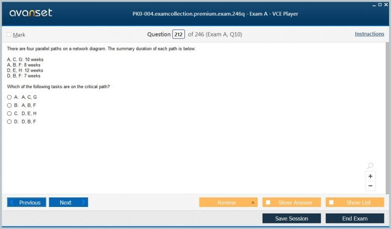 PK0-004 Premium VCE Screenshot #4