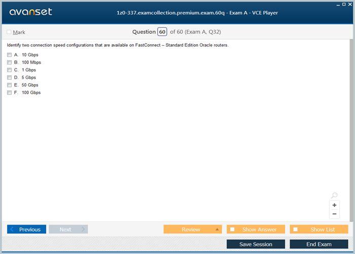 Oracle Cloud Certification Exam Dumps Oracle Cloud Practice Test
