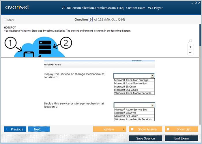 Microsoft 70 481 Practice Test Questions 70 481 Vce Exam Dumps