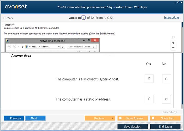 Microsoft Mcsa Windows 10 Certification Exam Dumps Mcsa Windows