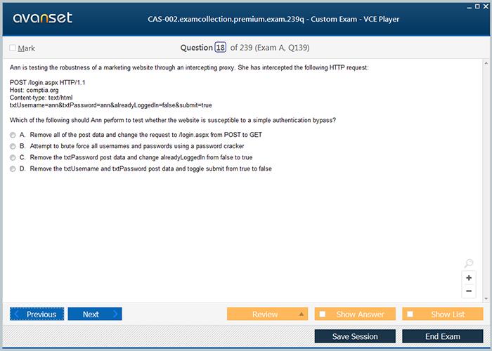 Comptia Casp Certification Exam Dumps Casp Practice Test