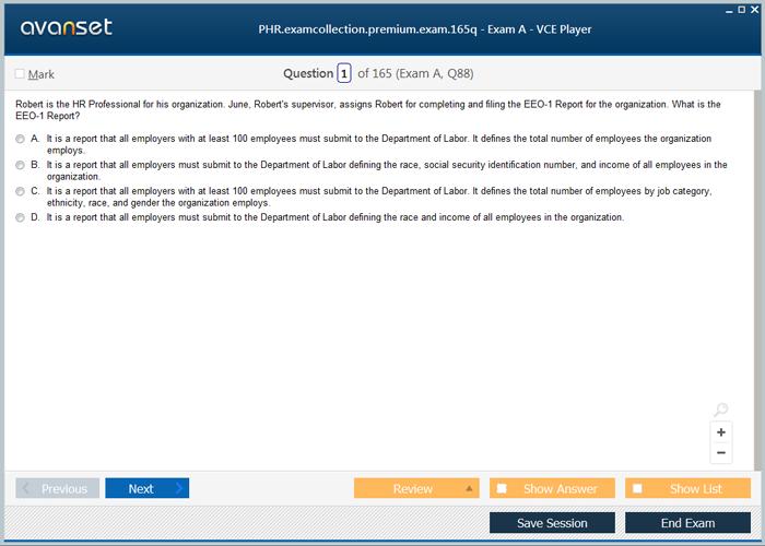 Hrci Phr Certification Exam Dumps Phr Practice Test Questions