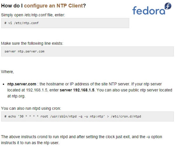 How to Configure and Verify NTP as a Client