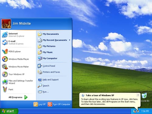 Microsoft Operating Systems Features and Requirements