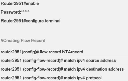 How to Configure and Verify Cisco NetFlow